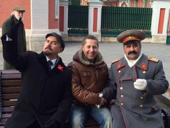Подробности жизни польского шпиона в Москве: фотографировался с Лениным