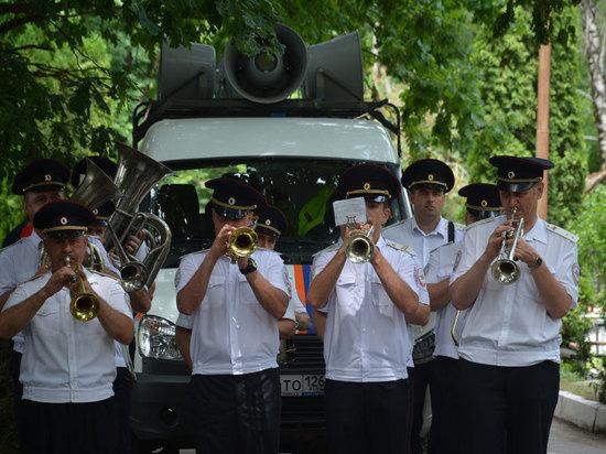 Перезахоронение воина Великой Отечественной войны прошло в Ставрополе
