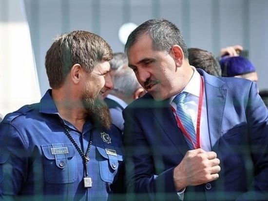 Рамзан Кадыров выразил свое отношение к отставке главы Ингушетии