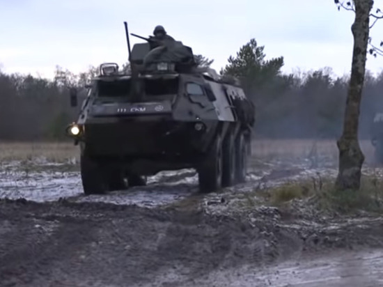 Украинская армия начала отступать от границ ЛНР
