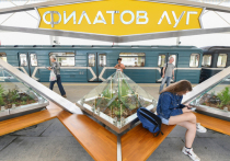 Столичное метро дошло до «Филатова луга»