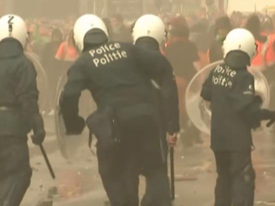 Ссора детей в Испании переросла в массовые беспорядки в Вальядолиде