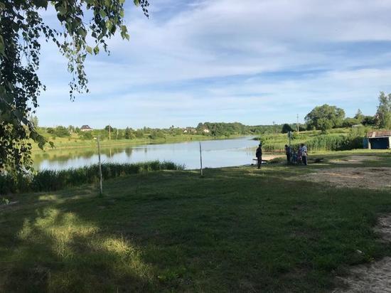 В Багратионовске в озере Лангер утонула пятилетняя девочка