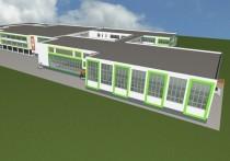 В новой петрозаводской школе будет пять спортзалов и лифт
