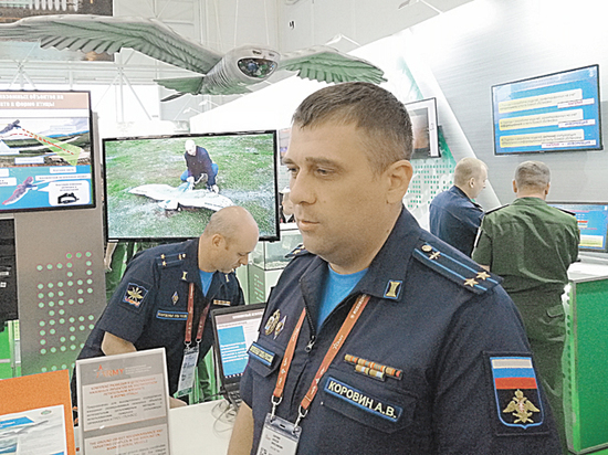 Крупнейший военно-технический форум проводится в Подмосковье уже в пятый раз