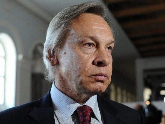 Пушков прокомментировал реакцию украинских дипломатов на возвращение России в ПАСЕ