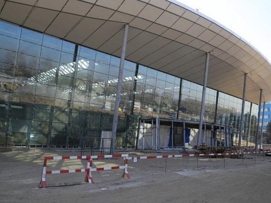 Новое здание аэропорта Хабаровска сдадут в сентябре
