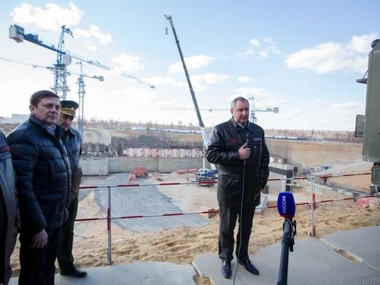 За хищение 288 млн руб. при строительстве космодрома Восточный дали