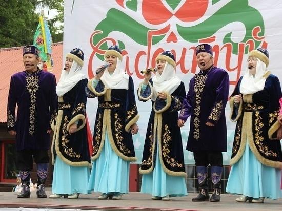 В городском парке Южно-Сахалинска отметили Сабантуй