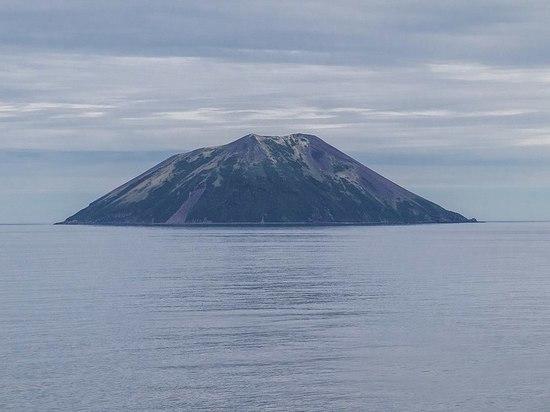 Извержение Райкоке погубило всё живое на острове Курильской гряды