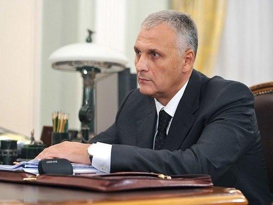 Бывшего губернатора Сахалинской области Хорошавина этапировали в колонию Хабаровского края