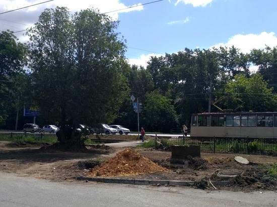 В Челябинске появится безбарьерный сквер