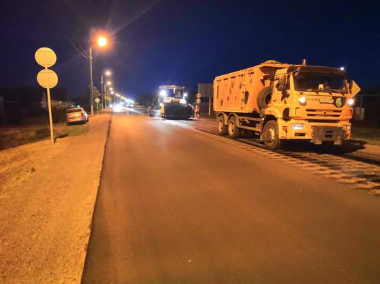 В Тамбовской области приводят в порядок северный объезд города
