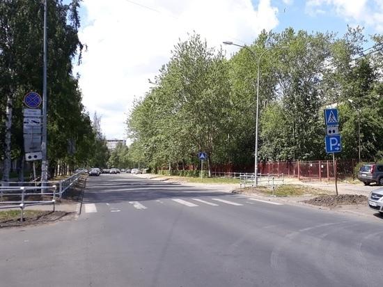 В Петрозаводске модернизируют восемь пешеходных переходов и установят новые ограждения