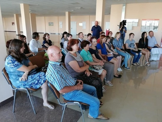 В Тамбове обсудили благоустройство Олимпийского парка