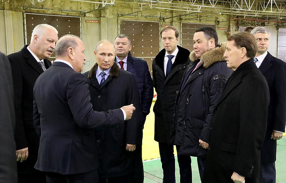 Тверская область оказалась готова к поручениям президента, озвученным в послании к Федеральному Собранию