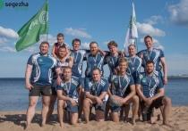 Северяне стали призёрами Чемпионата СЗФО по пляжному регби