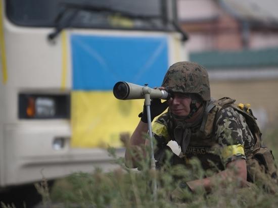 Украинская армия отступила из станицы Луганской