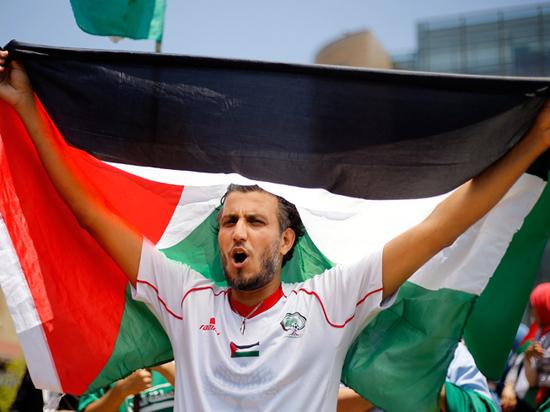 Американский план арабо-израильского урегулированию разочаровал Палестину