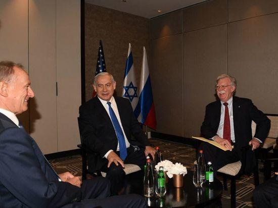 Уникальная встреча Патрушева и Болтона в Израиле породила слухи