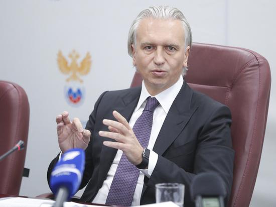 Александр Дюков подвел итоги заседания исполкома Российского футбольного союза