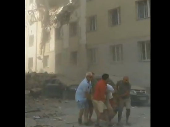 В Вене в пятиэтажке прогремел взрыв