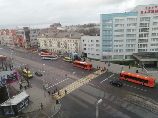 Власти Калининграда рассказали в каком случае разрешен проезд зайцем