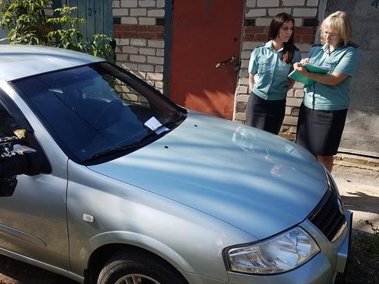 За долги перед «ЭнергосбыТ Плюс» у жительницы Владимира арестован автомобиль
