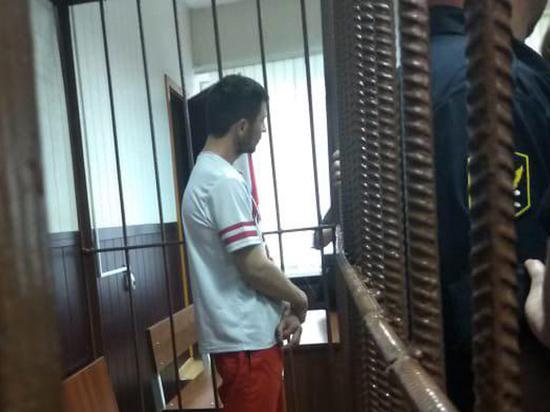 «Лимонадный отравитель» после ареста заплакал в суде