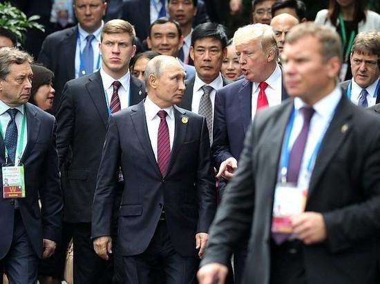 Источник сообщил время встречи Путина и Трампа в Осаке