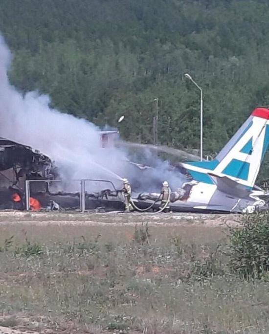 Одной изпострадавших в трагедии Ан-24 вБурятии потребуется операция