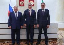 Евкуров назвал виновных в разногласиях в Ингушетии