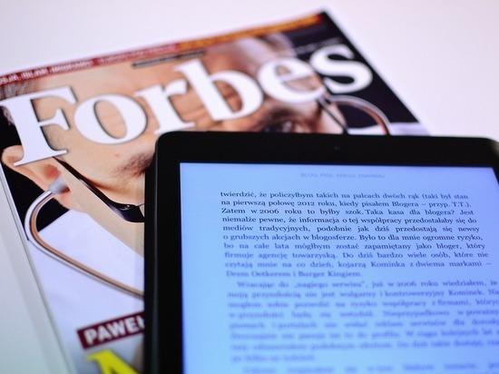 Forbes выявил лучший российский вуз