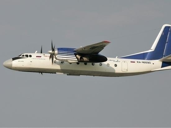 Эксперт проанализировал действия экипажа разбившегося Ан-24