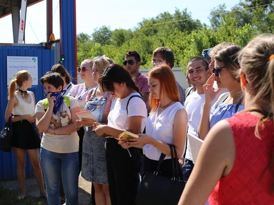 Студенты ведущих ВУЗов региона проходят практику в АО «Управление отходами»