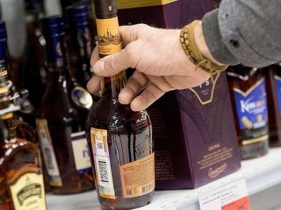 Безработный калининградец вынес из магазина 30 бутылок коньяка