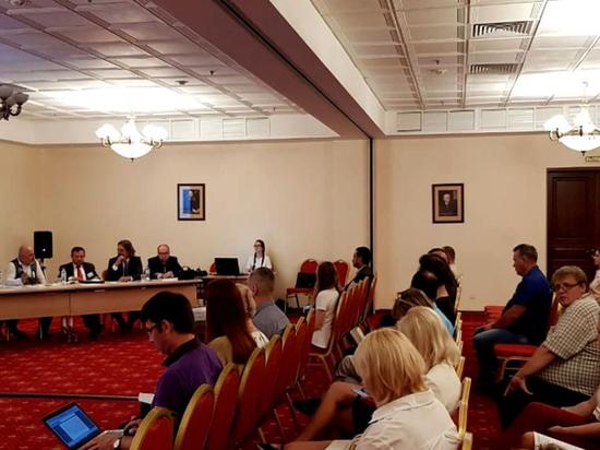 В Орле прошёл  российско - турецкий форум