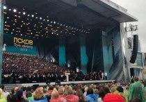 В Пскове торжественно открылись Международные Ганзейские дни