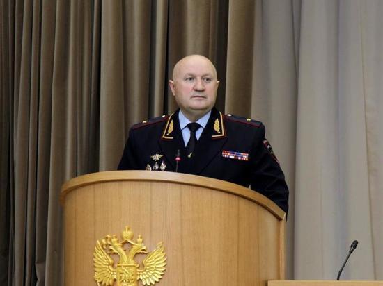 Юрий Арсентьев вступил в должность руководителя ГУ МВД по Нижегородской области