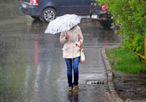 Кемеровчанам следует помнить о вероятности дождей на выходных