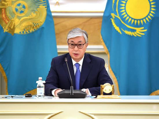 Токаев назначил нового руководителя своей администрации