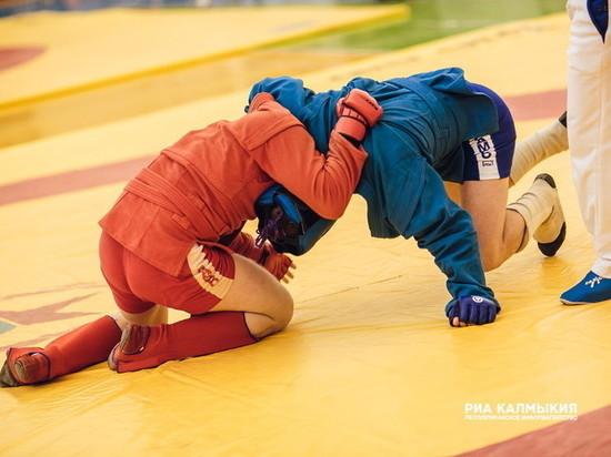 В Калмыкии пройдет открытый турнир по самбо