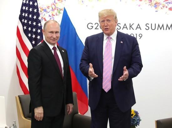 Завершились переговоры Путина и Трампа: что они обсуждали