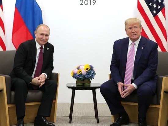Трамп погрозил Путину пальцем: американские СМИ оценили встречу президентов