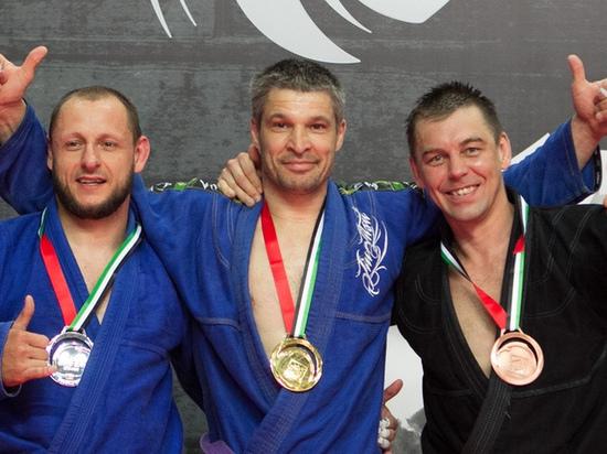 Рязанский полицейский победил в международном турнире по джиу-джитсу