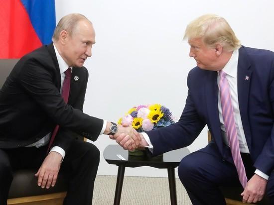 На встрече Путина с Трампом американцы устроили истерику