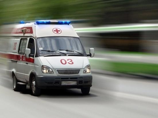 В ДТП с участием маршрутного такси и скорой помощи пострадала роженица