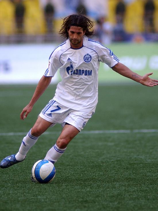 Бывший игрок «Зенита» и «Рубина» Домингес завершил карьеру