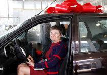 Победитель лотереи «Субботник по-Канавински 2019» получил автомобиль