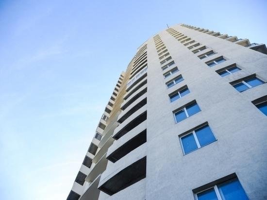 Знаковый 20-этажный долгострой в центре Волгограда сдадут в начале 2020 года